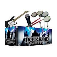 Rock Band Bundle Ps2/Ps3 с диском Ps3/Rock Revolution, фото 1