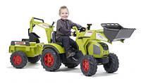 Детский трактор на педалях Claas Axos  Falk 1010Y