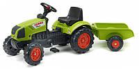 Детский трактор на педалях  CLAAS Arion 410 Falk 2040A