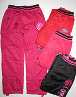 Болоневые брюки на флисе для девочек Active Sports 134,152,158,164 pp.
