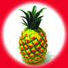 Ананас зеленый / Green Pineapple 10 мл, 12 мг/мл, 50PG - PUFF Жидкость для электронных сигарет (Заправка)