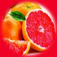 Грейпфрут / Grapefruit 10 мл, 12 мг/мл, 50PG - PUFF Жидкость для электронных сигарет (Заправка)