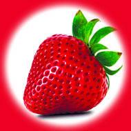 Клубника / Strawberry 10 мл, 18 мг/мл, 50PG - PUFF Жидкость для электронных сигарет (Заправка)
