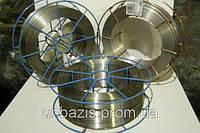 Проволока нержавеющая на катушках СВ08Х20Н9Г7Т ф1,2 мм (упак.15кг)