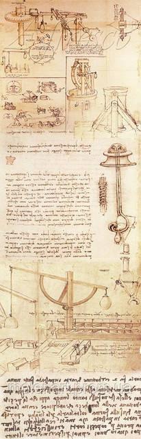 Фрески Леонардо Да Винчи
