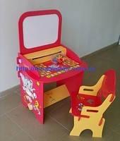 Детская стол-парта W09. киев