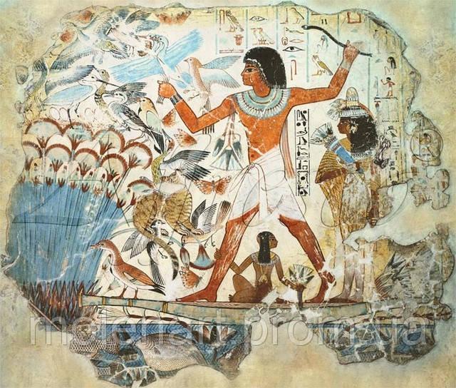 Древние фрески — современные фрески