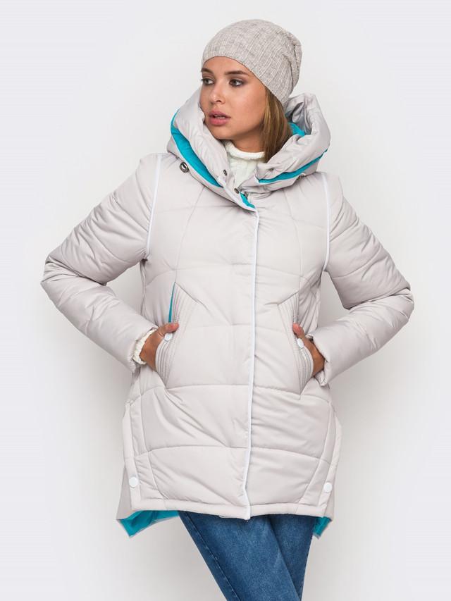 Подобные товары Зимней женской куртки утепленной Мерседес -1