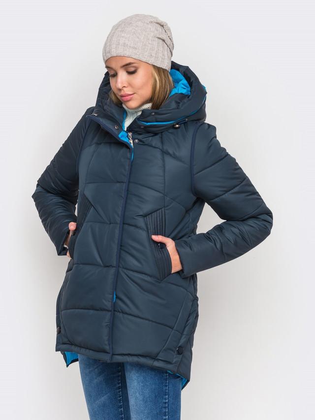 Подобные товары-2 Зимней женской куртки утепленной Мерседес-1