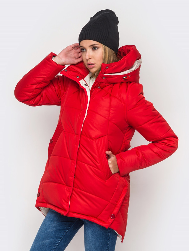 Подобные товары-3 Зимней женской куртки утепленной Мерседес-1