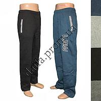 Мужские спортивные брюки с начесом 1503m оптом со склада в Одессе