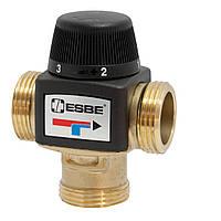 """Термостатический смесительный клапан ESBE VTA 372 G 1"""" 35-60°С kvs 3.4, фото 1"""