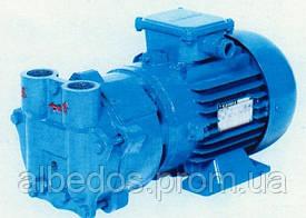 Вакуумный насос водокольцевой GMVP 120/050