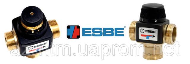 """Термостатический смесительный клапан ESBE VTA 372 G 1"""" 35-60°С kvs 3.4"""