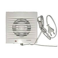 Вентилятор бытовой DOSPEL PLAY Classic 125 WP с шнурковым выключателем