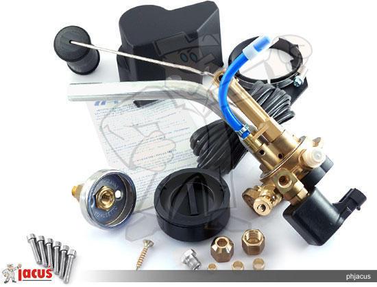 Мультиклапан тороидальный внешний Tomasetto 230/0