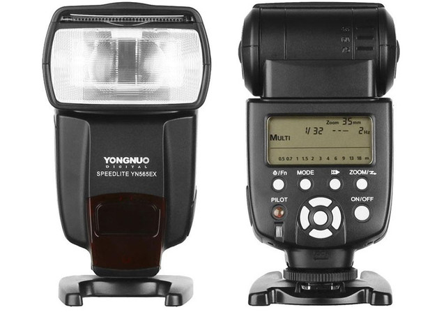 Вспышка Yongnuo YN-565 с режимом I-TTL для Nikon