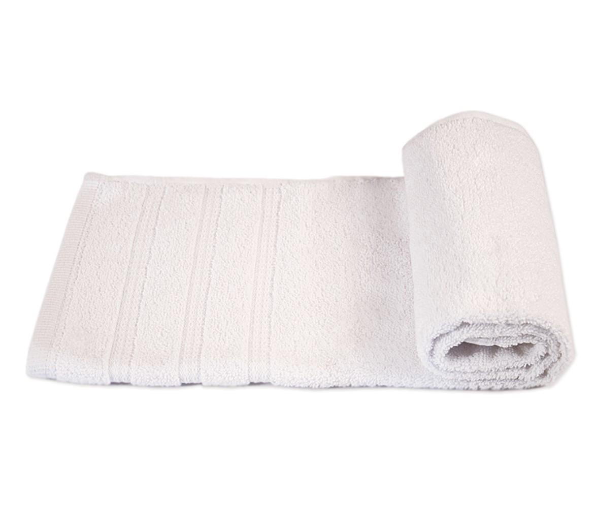 Пушистое махровое полотенце Софт-твист ТМ Ярослав 100х150 см