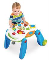 Музыкальный игровой столик Weina 2-в-1, фото 1