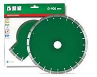 Круг алмазный Distar 1A1RSS/C3 UNI H 450 мм сегментный алмазный диск по граниту