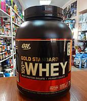 Купить протеин Optimum Nutrition Gold Standard 100% Wheу, 2.273 kg