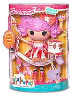 Кукла Лалалупси Смешинка БОЛЬШАЯ оригинальная из Америки большая Lalaloopsy Peanut Big Top