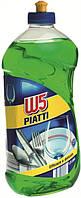 Засіб для миття посуду W5 Piatti, 1.5л