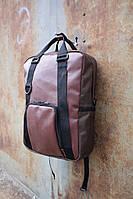Городской рюкзак Kona Docker Brown 2.0