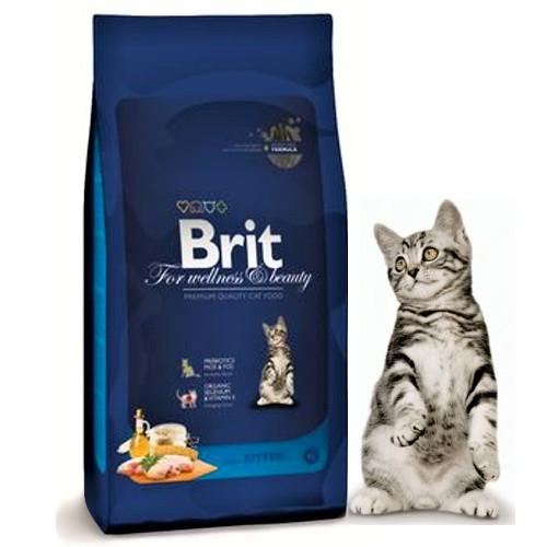 Brit Premium Cat Kitten 1,5 кд для кошенят 1-12 місяців