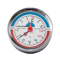 Термоманометр (давление и температура воды)