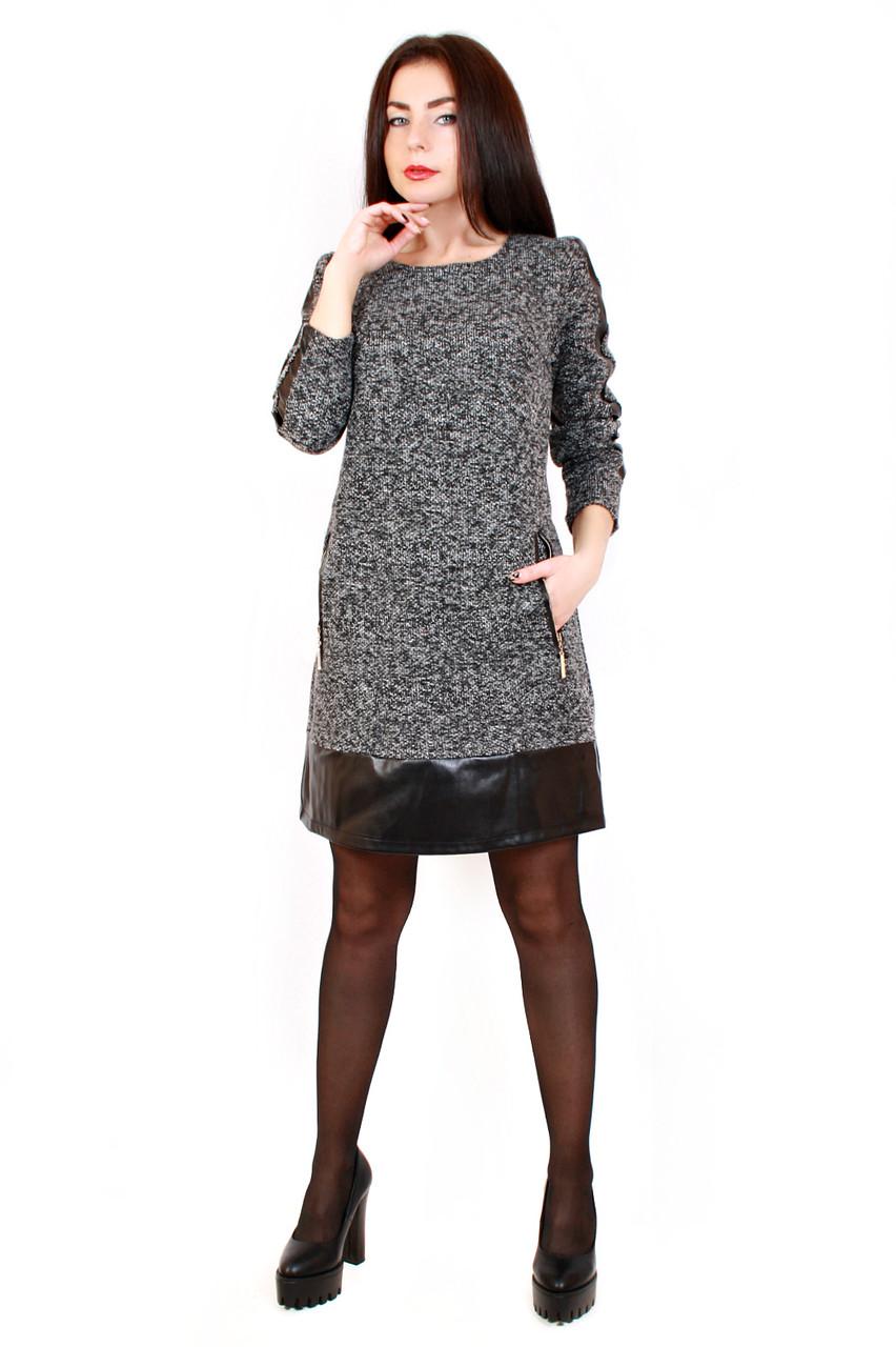 Жіноче плаття букле