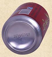 Штамп датер датировщик для  алюминиевой банки