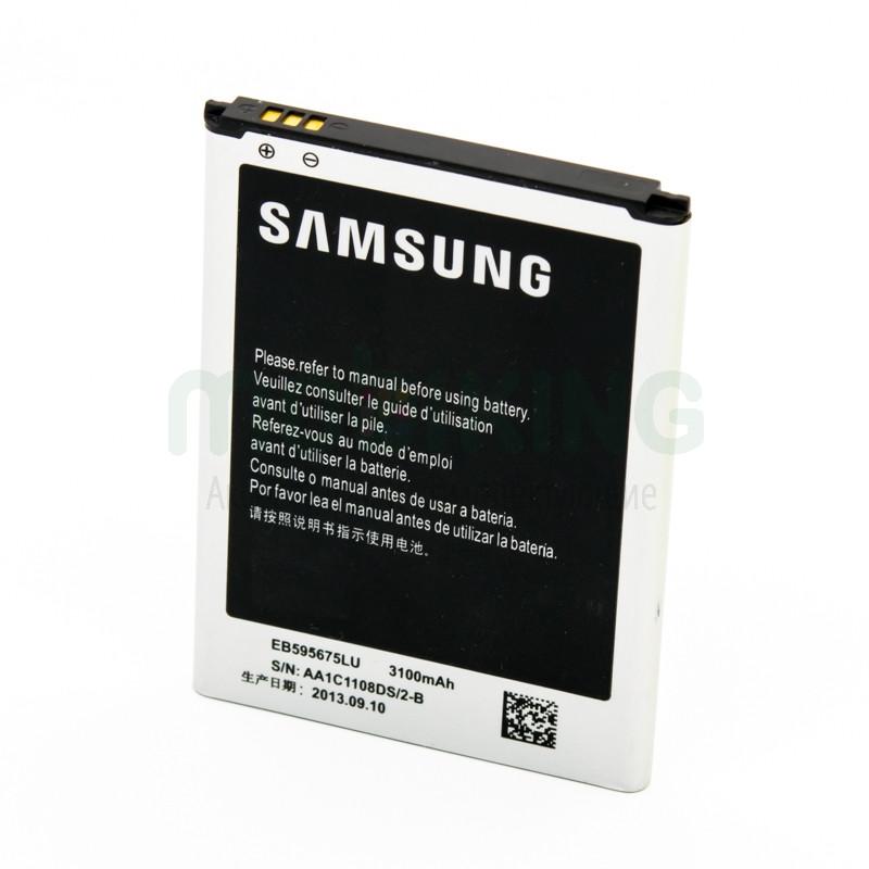Оригинальная батарея на Samsung N7100 (EB-595675LU) для телефона, аккумулятор для смартфона.