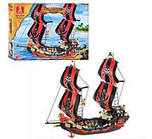 Конструктор Пиратский корабль (632 деталей) 619934/M38B0129