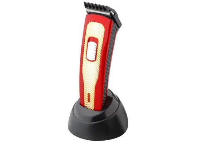 Беспроводная аккумуляторная машинка для стрижки волос Xibodun XD-807