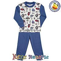 Детские пижамы производства Турция от 1 до 5 лет (4825-1)