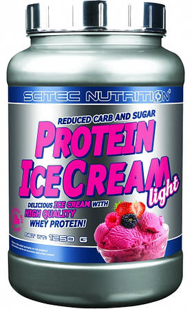 Scitec Nutrition Protein Ice Cream Light 1250g