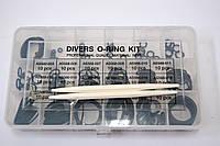 Набор О-рингов BS Diver (18 видов, NBR)