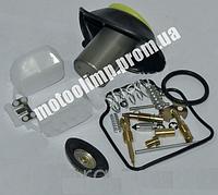 125/150 сс  - рем.к-т карбюратора (с мембраной) GY6
