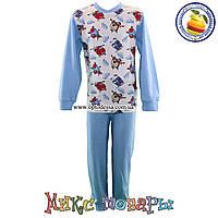 Пижамы с рисунками для мальчиков производства Турция от 5 до 8 лет (4830-3)