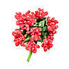 Ягоды, цветы и тычинки для декорирования