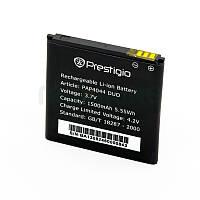 Батарея оригинал Prestigio PAP4044 для мобильного телефона, аккумулятор.