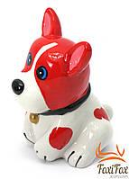 Оригинальная керамическая копилка Собака