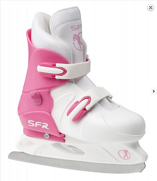 Ледовые коньки раздвижные SFR Hardboot 35.5-39.5