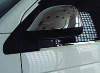 Carmos VW T6 Накладки на зеркала (нерж.) 2 шт.