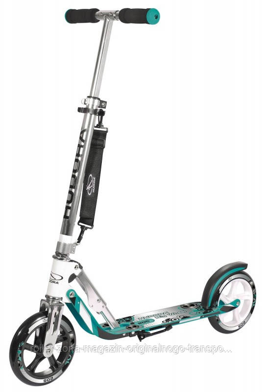 Самокат HUDORA Big Wheel 205 turquise