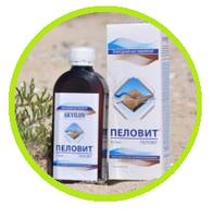 Водно-грязевой экстракт «Пеловит»