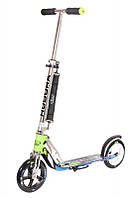 Самокат HUDORA Big Wheel 205 green blue, фото 1