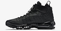 "Ботинки Nike Air Max 95 Sneakerboots ""All Black"", фото 1"