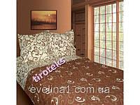 Комплект постельного белья семейный из бязи